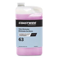 Coastwide Professional™ Odor Eliminator 63 Concentrate for ExpressMix, Grapefruit, 3.25 L Bottle, 2/Carton