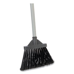 "Coastwide Professional™ Lobby Broom, 36"" Overall Length, Gray"