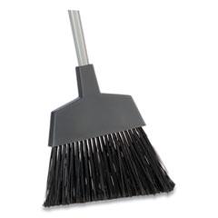 "Coastwide Professional™ Angled Broom, 53"" Overall Length, Gray"