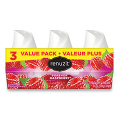 Renuzit® Adjustables Air Freshener, Forever Raspberry, Solid, 7 oz, 3/Pack