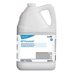 Diversey™ GP ForwardTM/MC General Purpose Cleaner, Mild Citrus Scent, 1 gal Bottle, 4/Carton