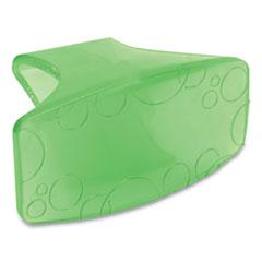 Fresh Products Eco Bowl Clip, Cucumber Melon Scent, Green, 12/Box
