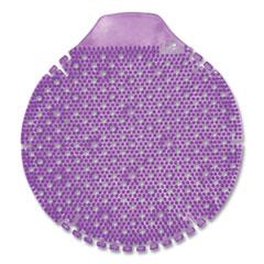 Fresh Products Tidal Wave, Urinal Screen, Fabulous Scent, 0.42 oz, Purple, 6/Box
