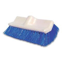 "O'Dell® Synthetic Fiber Scrub Brush, 10"", White"