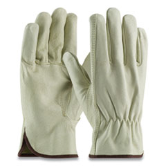 PIP Top-Grain Pigskin Leather Drivers Gloves