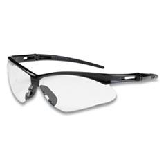 Bouton® Anser Optical Safety Glasses, Anti-Fog, Anti-Scratch, Clear Lens, Black Frame