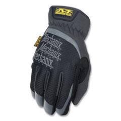 Mechanix Wear® FastFit Work Gloves, Black/Gray, Large
