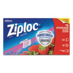Ziploc® Slider Storage Bags