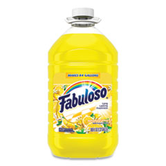 Fabuloso® Multi-use Cleaner, Lemon Scent, 169 oz Bottle