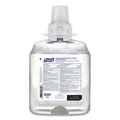 PURELL® Healthcare HEALTHY SOAP 0.5% PCMX Antimicrobial Foam, For CS4 Dispensers, Fragrance-Free, 1,250 mL, 4/Carton
