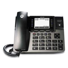 Motorola 1–4 Line Corded/Cordless System, Cordless Desk Phone