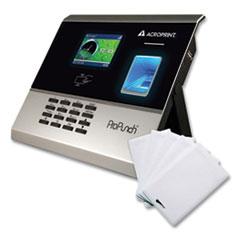 Acroprint® ProPunch Biometric and Proximity Bundle