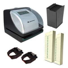 Acroprint® ES700 Time Clock and Document Stamp Bundle
