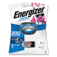 Energizer® LED Headlight, 3 AAA Batteries (Included), Blue