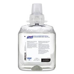 PURELL® Professional HEALTHY SOAP Mild Foam, Fragrance-Free, 1,250 mL, For CS4 Dispensers, 4/Carton