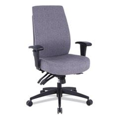 Alera® Wrigley Series 24/7 High Performance High-Back Multifunction Task Chair