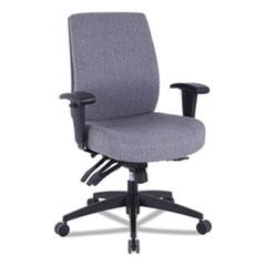 Alera® Wrigley Series 24/7 High Performance Mid-Back Multifunction Task Chair