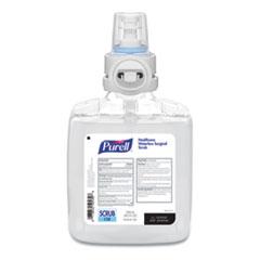 PURELL® Waterless Surgical Scrub Gel Hand Sanitizer, 1,200 mL Refill Bottle, For CS-8 Dispenser, 2/Carton