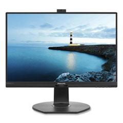 "Philips® Brilliance LCD Monitor with PowerSensor, 23.8"", 16:9 Aspect Ratio"