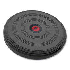 "Floortex® ATS-TEX Active Balance Disc, 13"" Diameter, Midnight Black"