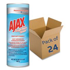 Ajax® Oxygen Bleach Powder Cleanser, 21oz Can, 24/Carton