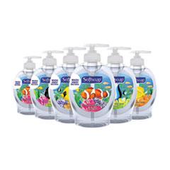 Softsoap® Liquid Hand Soap Pumps, Fresh, 7.5 oz Bottle, 6/Carton