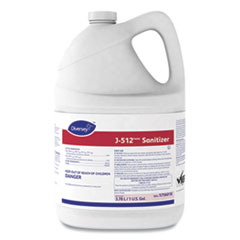 Diversey™ J-512TM/MC Santizer, 1 gal Bottle, 4/Carton