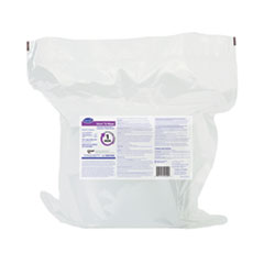 Diversey™ Oxivir TB Disinfectant Wipes Refill, 11 x 12, White, 160 Wipes/Refill Pouch, 4 Refill Pouches/Carton