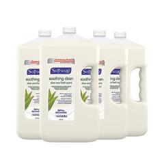 Softsoap® Liquid Hand Soap Refill with Aloe, 1 gal Refill Bottle, 4/Carton