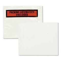 Quality Park(TM) Self-Adhesive Packing List Envelope
