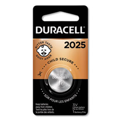 Duracell® Lithium Coin Battery, 2025