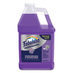 Fabuloso® All-Purpose Cleaner, Lavender Scent, 1 gal Bottle, UPS Shippable