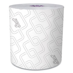 "Scott® Essential High Capacity Hard Roll Towel, White, 8"" x 950 ft, 6 Rolls/Carton"