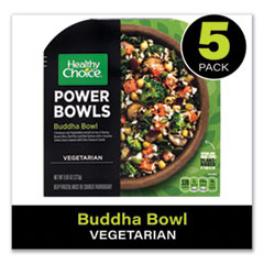 Healthy Choice® Power Bowl Buddha Bowl, 9.65 oz Bowl, 5/Pack, Delivered in 1-4 Business Days