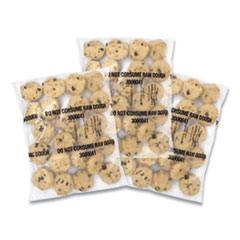 Toll House Chocolate Chip Cookie Dough, 30 oz Bag, 3/Pack, Free Delivery in 1-4 Business Days