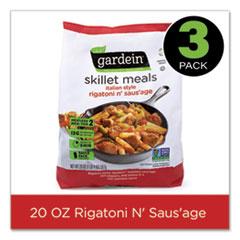 gardein™ Skillet Meal Italian Sausage Pasta, 20 oz Bag, 3/Pack, Delivered in 1-4 Business Days
