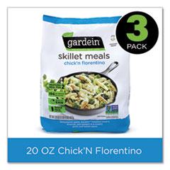 gardein™ Skillet Meal Chicken Florentine, 20 oz Bag, 3/Pack, Delivered in 1-4 Business Days