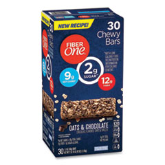 Fiber One® Chewy Bars, Oats and Chocolate, 1.4 oz, 36/Box, Free Delivery in 1-4 Business Days