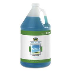 Zep® Blue Sky AB Antibacterial Foam Hand Soap, Clean Open Air, 1 gal Bottle