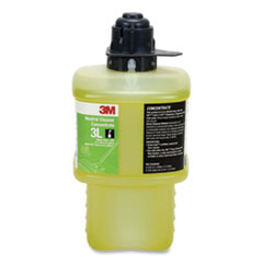 3M™ Neutral Cleaner Concentrate, Fresh Scent, 1.9 L Twist N' Fill Bottle, 6/Carton