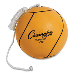 Champion Sports Tether Ball, Playground Size, Optic Yellow