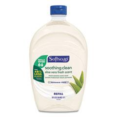 Softsoap® Moisturizing Hand Soap Refill with Aloe, Fresh, 50 oz