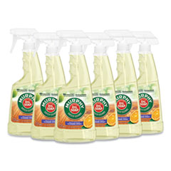 Murphy® Oil Soap Spray Formula, All-Purpose, Orange, 22 oz Spray Bottle, 9/Carton