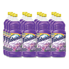 Fabuloso® All-Purpose Cleaner, Lavender Scent, 22 oz Bottle, 12/Carton