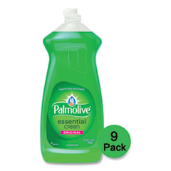 Palmolive® Dishwashing Liquid, Fresh Scent, 25 oz, 9/Carton