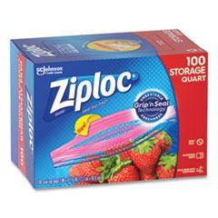 Ziploc® Seal Top Bags