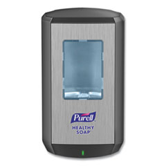 PURELL® CS8 Soap Dispenser, 1,200 mL, 5.79 x 3.93 x 10.31, Graphite