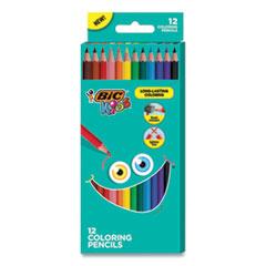 BIC® Kids® Coloring Pencils