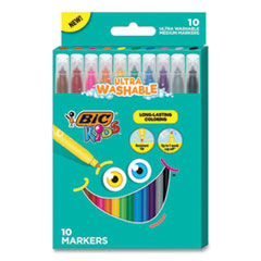 BIC® Kids® Ultra Washable Markers