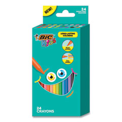 BIC® Kids® Coloring Crayons